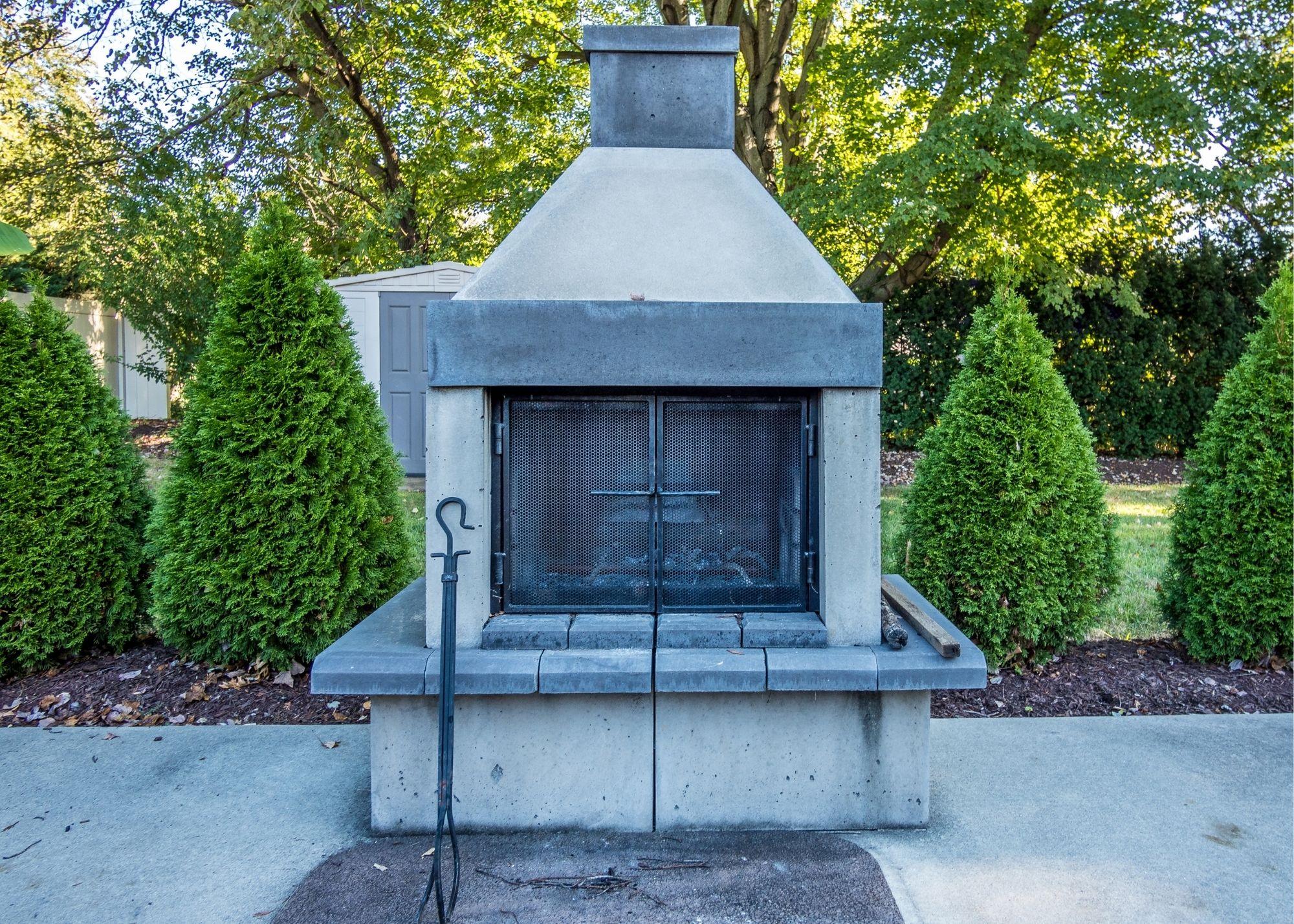 fire-pit-concrete-columbia-sc